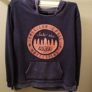 American Eagle Outfitters Hoodie Sz Medium